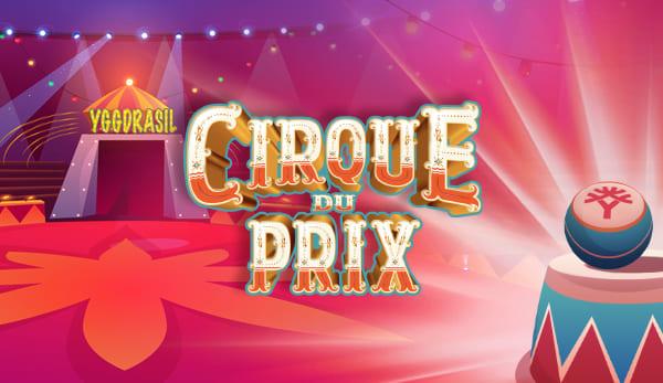 CIRQUE DU PRIX-Kampagne