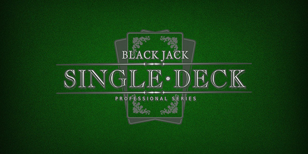 A Simple Way To Win At Single-Deck Blackjack