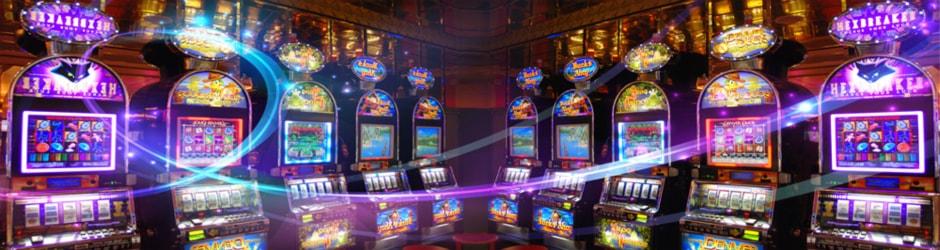 Bem-vindo à Estratégia das Maquinas Slots