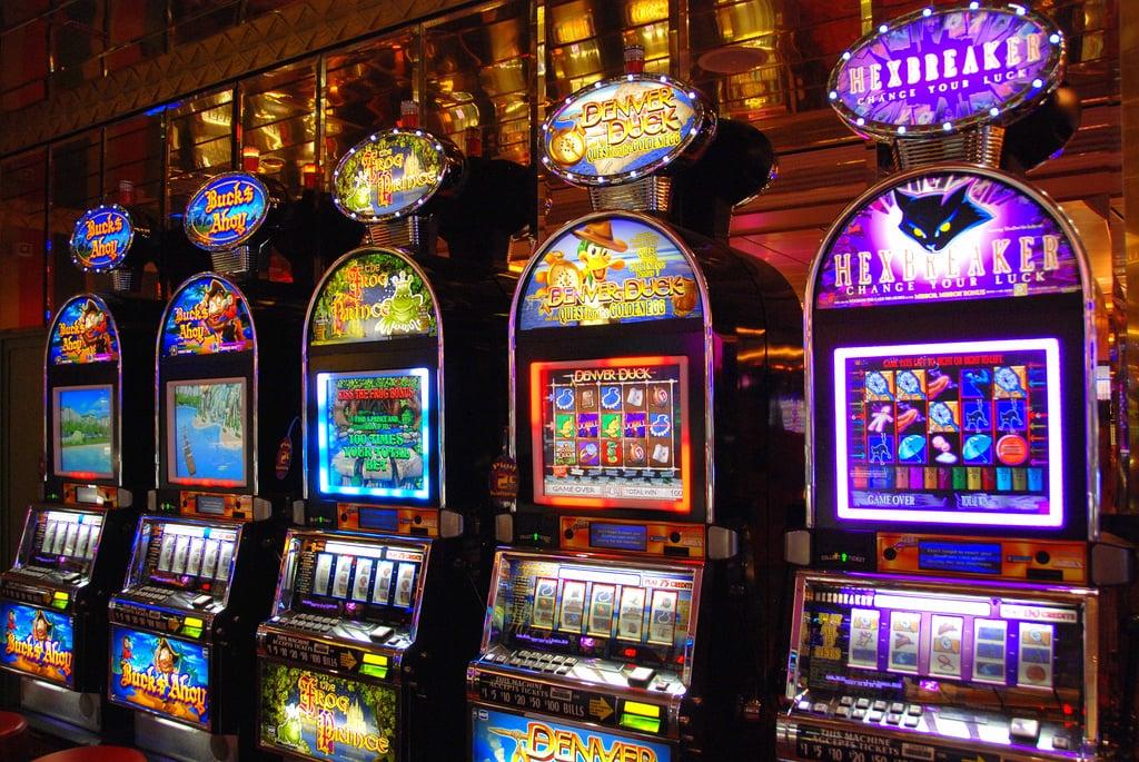 Was sind die Regeln für Spielautomaten?
