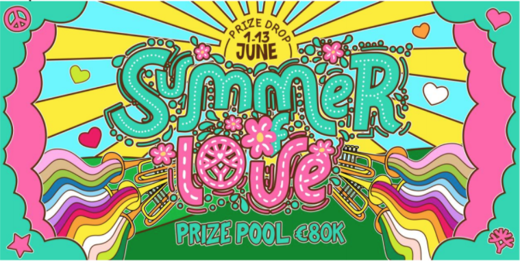 Welcome to our Summer of Love campaign
